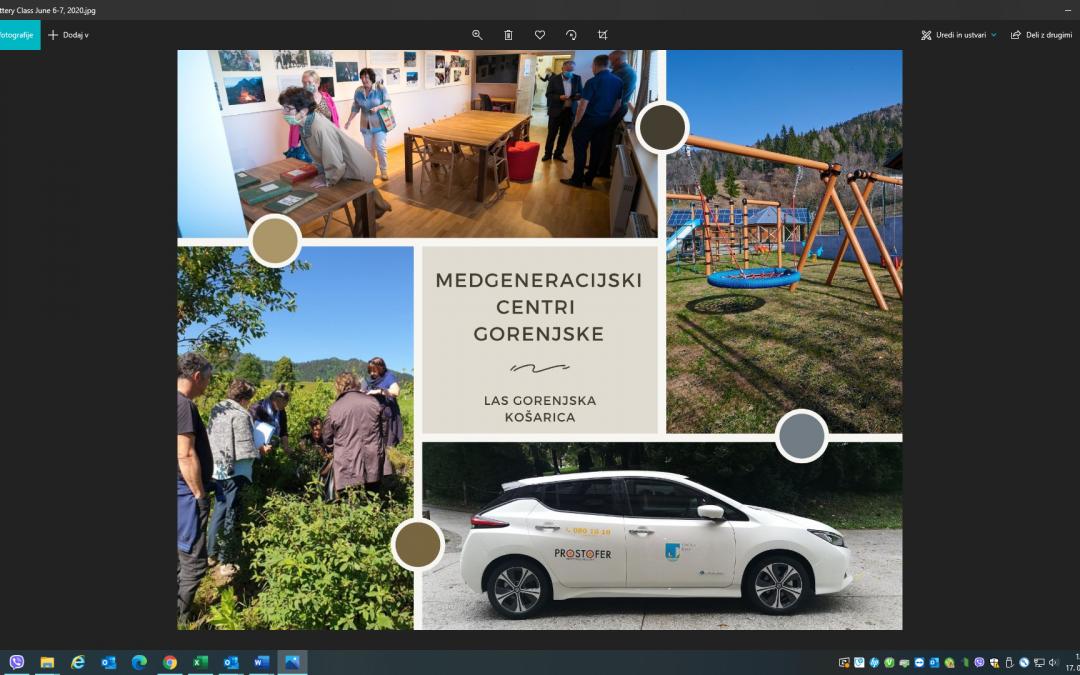 Medgeneracijski centri Gorenjske-zaključni dogodek, 23.3.2021 ob 11. uri (zoom)