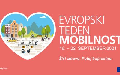 Evropski teden mobilnosti 2021