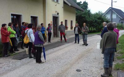 Obisk ekološke kmetije Porta in ekološko vrtnarjenje