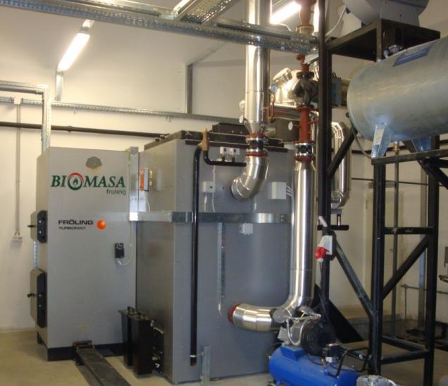 Delavnica: Učenje sodelovanja v investicijah v trajnostno energetiko & ogled skupnega ogrevanja  na lesno biomaso v blokih, sreda 5.3.2014 (Bistrica pri Tržiču)