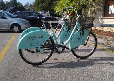 Z elektro kolesom zmorem več – aktivni zeleni izleti po podeželju
