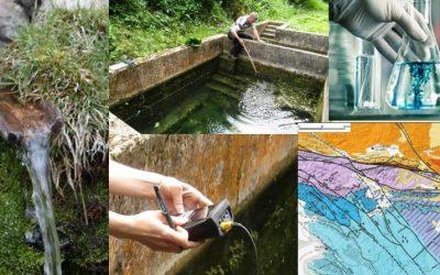 Predstavitev rezultatov hidrološke analize vode in geotermalnega izvira v Zg. Besnici, 2.10.2020