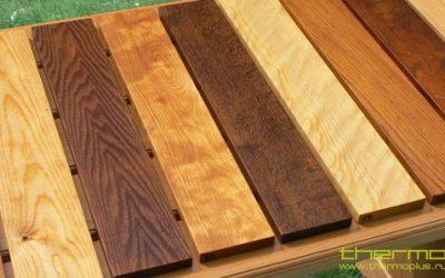 Termično modicifiran les (čiščenje in zaščita lesa), Radovljica, 15.9.2020