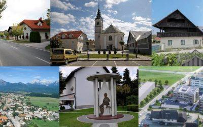 Pomen in možnosti ohranjanja arhitekturne podobe naselja Šenčur, 15.1.2021
