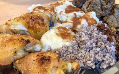 Kulinarični dogodek – od ofriganih jetrc do mafinov s kranjsko klobaso in kranjjskega currya (zoom, 30.3.2021 ob 19h)